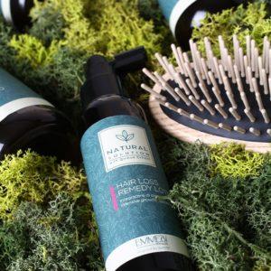 Natural solution: средства против выпадения волос, перхоти и себореи